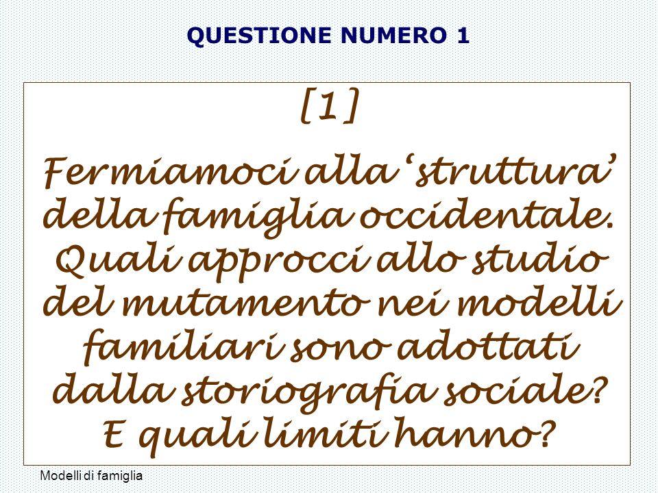 QUESTIONE NUMERO 1 [1]